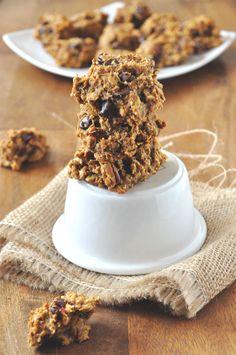 Vegan Everything Breakfast Cookies