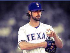 Cole Hamels is now a Texas Ranger!