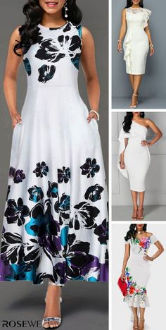 Upgrade your wardrobe and try new styles this year - Women's style: Patterns of sustainability African Print Fashion, African Fashion Dresses, African Dress, Modest Dresses, Casual Dresses, Fall Dresses, Mode Outfits, Fashion Outfits, Dress Fashion