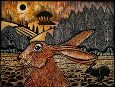 Smiling Hare – Ian MacCulloch