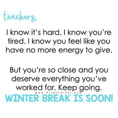 Teachers, I know it's hard quote Hard Quotes, Teaching Quotes, Keep Going, I Know, Like You, Knowing You, How Are You Feeling, Inspirational Quotes, Teacher