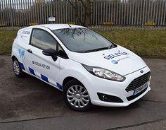 ASCO Group / Seletar: Ford Fiesta Van