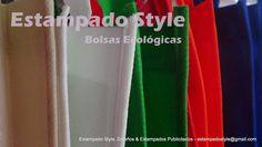 ¿Buscas publicidad para tu pyme? Estampado Style, Diseños & Estampados Publicitarios. Tiene para ustedes Bolsas Ecológicas estampadas en serigrafía desde 18 unidades!!! Cotiza: www.facebook.com/EstampadoStyle #EstampadoStyle #Publicidad #BolsasEcológicas