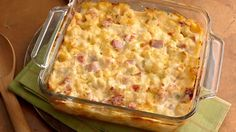 Creamy Ham and Potato Casserole Need a recipe to use up your leftover ham? This easy, all-in-one meal is the perfect dish to throw together for a quick weeknight dinner. Ham and Potato Casserole Need a recipe to use up your leftover ham? Pillsbury Recipes, Ham Recipes, Cooking Recipes, Roast Recipes, Avocado Recipes, Easy Cooking, Recipes Dinner, Potato Recipes, Cooking Ideas