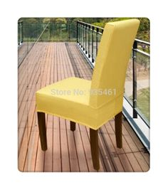 Cheap Short Dining Chair Covers Buy Quality Spandex Cover Directly From China