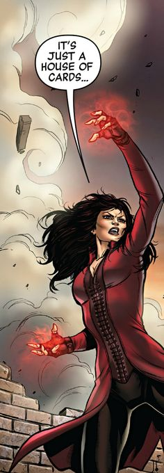 Scarlet Witch                                                       …