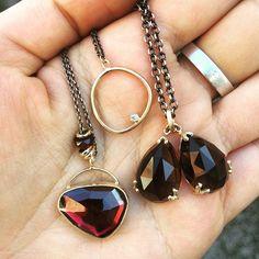 ✨ #jamiejosephjewelry #jamiejosephtrunkshow