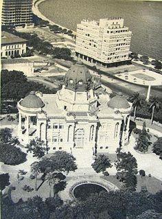 Palácio Monroe (Senado no Rio de Janeiro) - Praça Marechal Floriano Peixoto (Cinelândia), Centro, Rio de Janeiro - RJ, Brasil