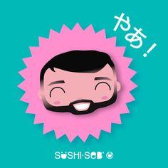 Autoportrait by SUSHISEB