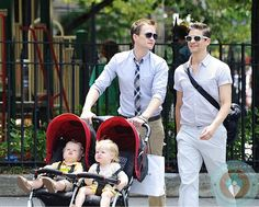 This is the cutest thing ever! Neil Patrick Harris and David Burtka