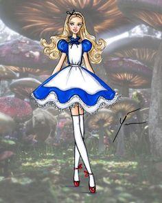 Alice in Wonderland by Yigit Ozcakmak