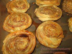 Greek Recipes, Muffin, Pie, Sweets, Breakfast, Ethnic Recipes, Desserts, Food, Kitchens