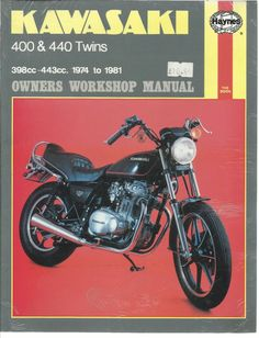 Yamaha mt 09 owners manual enpdf motorcycles pinterest haynes kawasaki 400 440 twins owners workshop manual new and sealed rare bin fandeluxe Choice Image