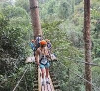 Flight of the Gibbon | Ziplining and Adventure Jungle Tours in Thailand