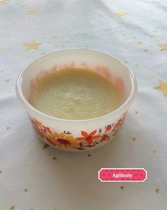 { Thermomix } Semoule au lait