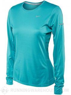 Nike Women's Miler LS Top