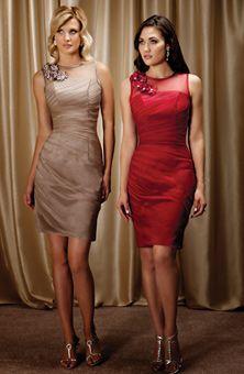 Brides Magazine: Mia Solano : Style No. MB1289 : Bridesmaid Dresses Gallery