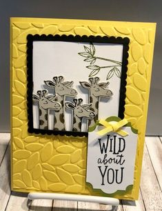 Animal Outing by Stampin Up