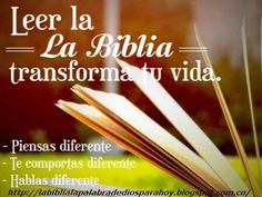 """La Biblia La Palabra De Dios Para Hoy: """"la+biblia+es+la+palabra+de+Dios+verbalmente+inspi..."""