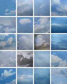 Sol Lewitt // idée variante pour travail des images serielles
