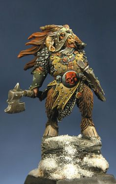 the best painted miniatures and armies for use in Warhammer, the game of Fantasy Battles. Most models are from Games Workshop / Citadel and were painted, modeled and converted by Battle Reporter Forum members. Warhammer Fantasy, Warhammer Figures, Warhammer Models, Warhammer 40k Miniatures, Fantasy Battle, Medieval Fantasy, Mini Paintings, Cool Paintings, Warhammer Armies
