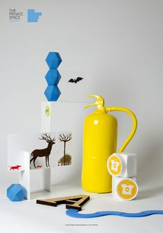 The Private Space Shop Invite (Print, Identity) by Lo Siento Studio, Barcelona #stylelab