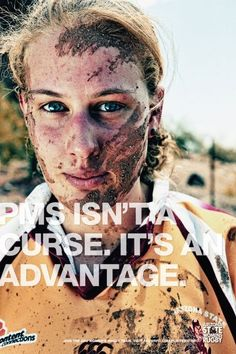 PMS is an advantage #Rugby  ~ Arizona State Womens Rugby