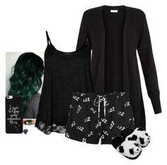 """Untitled #717"" by merlinchick on Polyvore featuring Monsoon, MINKPINK, Casetify and TradeMark"