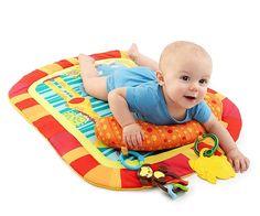 Tapete infantil de actividades para niño Bright Starts