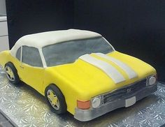 Muscle Car Cake Musclecars Loveonlinetoday Com Cakes