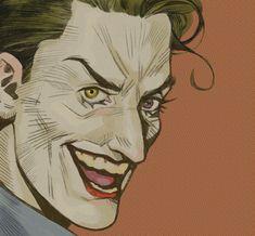 white knight by nephrosoupp Joker Dc Comics, Joker Comic, Joker Art, Joker Joker, Iron Maiden, Joker Tumblr, Aesthetic Drawing, Gotham City, Art Reference
