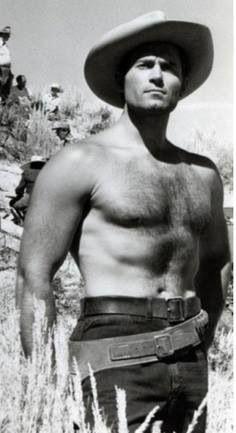 Clint walker naked