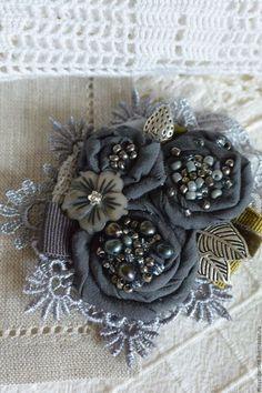 Handmade Headbands, Brooches Handmade, Handmade Flowers, Handmade Crafts, Handmade Soaps, Handmade Rugs, Handmade Silver, Fabric Flower Headbands, Fabric Flower Brooch