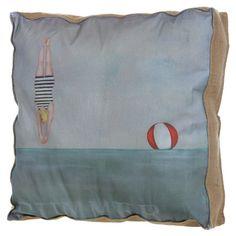 Summer Dive Pillow