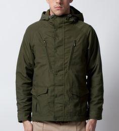 FTC Khaki Mountain Jacket | Hypebeast Store