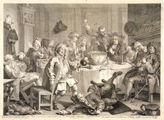 An poster sized print, approx (other products available) - Photo of an original engraving from the Works of William Hogarth published in - Image supplied by Fine Art Storehouse - Poster printed in the USA William Hogarth, Winterthur, Fine Art Prints, Framed Prints, Canvas Prints, Dundee, Before Us, Gravure, Poster Size Prints