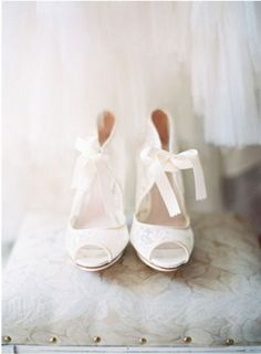 11 Perfect Wedding Shoes | Mine Forever