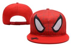 Cheap Wholesale DC Comics Spider Snapback Red for slae at US$8.90 #snapbackhats #snapbacks #hiphop #popular #hiphocap #sportscaps #fashioncaps #baseballcap
