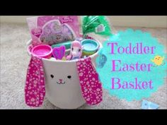 Easter basket ideas for kids youtube easter pinterest easter basket ideas for kids youtube easter pinterest easter baskets and easter negle