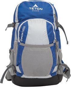 Hiking Backpacking Packs - TETON Sports Oasis 1200 3 Liter Hydration Backpack Free Rain Cover Included *** See this great product. Camping And Hiking, Camping Gear, Hiking Gear, Hiking Backpack, Backpack Bags, Hydration Pack, Outdoor Store, North Face Backpack, Oasis