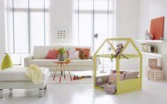 DIY: Construye tú mismo una casa de juegos para bebés