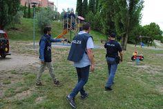 Spaccio alla Verbanella e a Case Bruciate, Polizia arresta 5 africani