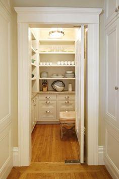 pantry/storage room