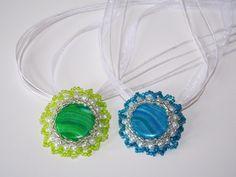 pearl, polimer clay, beadwork