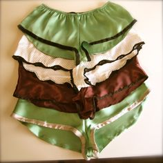 Mrs Depew Vintage inspired french knicker pdf sewing pattern