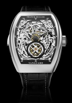 Window on Wonder – Franck Muller Vanguard Tourbillon Minute Repeater