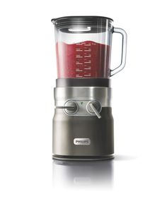 New Philips blender, the offers perfectly smooth and efficient blending. It belongs to Philips Robust Collection and like other members, comes with overall Read Electrical Appliances, Small Appliances, Kitchen Appliances, Id Design, Shape Design, Bad Room Ideas, Professional Blender, Pressure Pot, Kitchen Machine