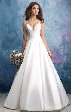 Courtesy of Allure Bridals Wedding Dresses; www.allurebridals.com