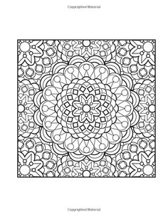 Pattern And Design Coloring Book Volume 1 Jenean Morrison 9781479111534 Amazon