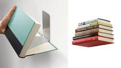 livros levitando... também quero :)